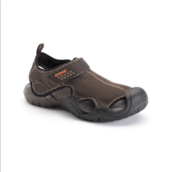 07768fea32d0 CROCS Other - Crocs Swiftwater Men s Sport Sandals